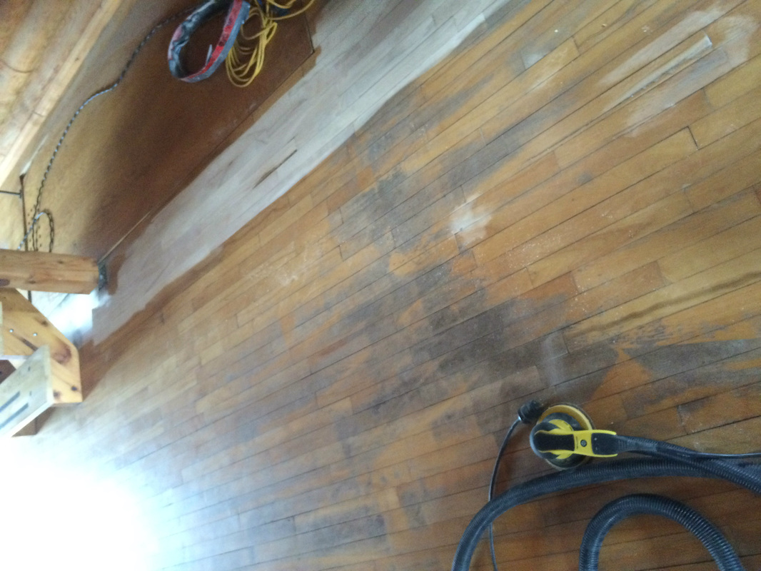 Dustless Wood Floor Refinishing Gallery